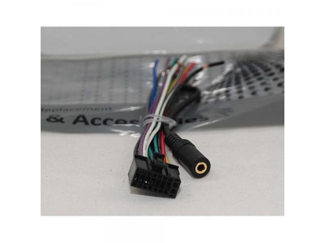 Xtenzi Wire Harness speaker Plug for Dual XDMA6415,XDMA6630