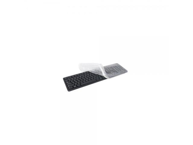Viziflex\u0027s BioSafe AntiMicrobial Keyboard cover for Dell models KB212