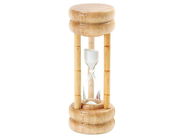 Norpro 1473 3 Minute Egg Timer Wood Hourglass Style - Newegg
