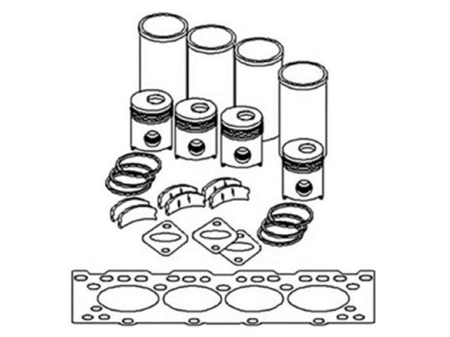 john deere 4430 engine overhaul kit