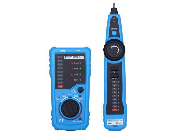 High Quality RJ11 RJ45 Cat5 Cat6 Telephone Wire Tracker Tracer Toner