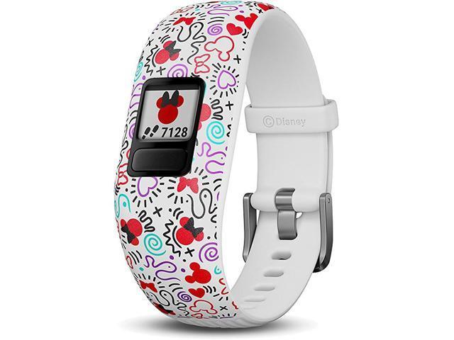Garmin Vivofit jr 2 - Adjustable Minnie Mouse - Activity Tracker for