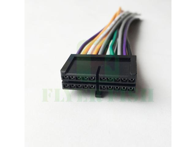 NEW WIRE HARNESS for JENSEN AWM968 VX7010 / VX7020 player