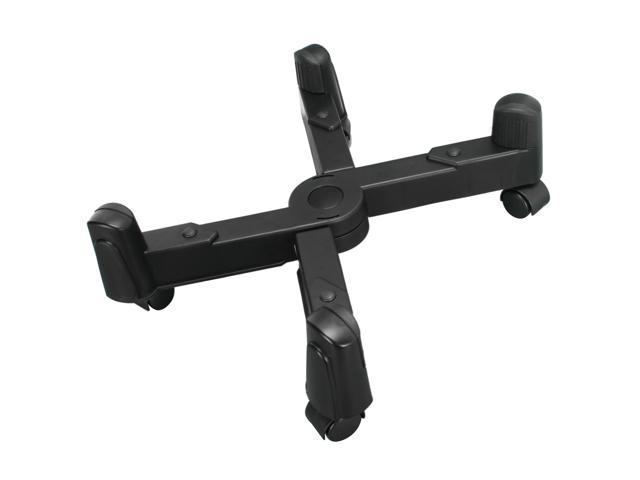 Syba Sy Acc65029 Cpu Stand With 5 Castors Wheel Plastic