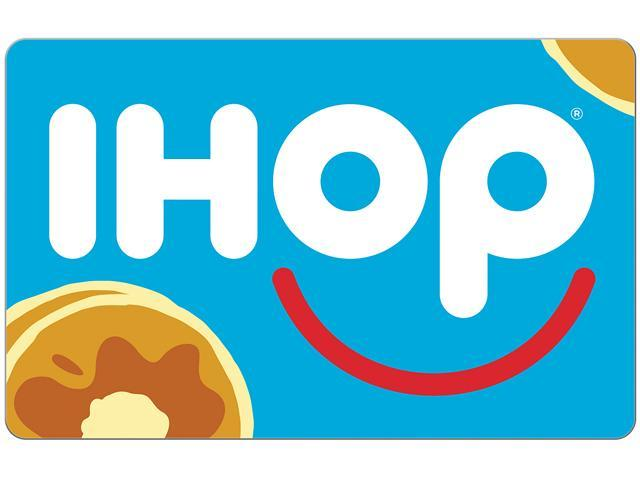IHOP $25 Gift Card (Email Delivery) - Newegg