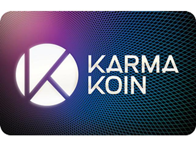 Karma Koin $50 Gift Card (Email Delivery) - Newegg
