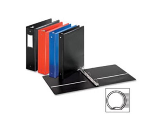 Cardinal Crd90341 Round Ring Binder With 2 Pockets Label