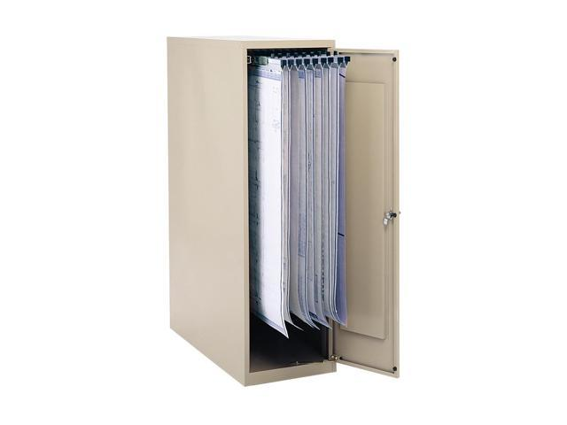 Safco 5041 Large Vertical Storage Cabinet For 18quot 24quot 30