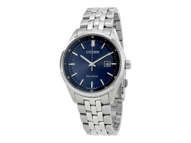 Citizen Bracelet Eco Drive Analog Blue Dial Men39s Watch