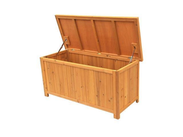 Leisure Season Db4820 Deck Storage Box Neweggcom