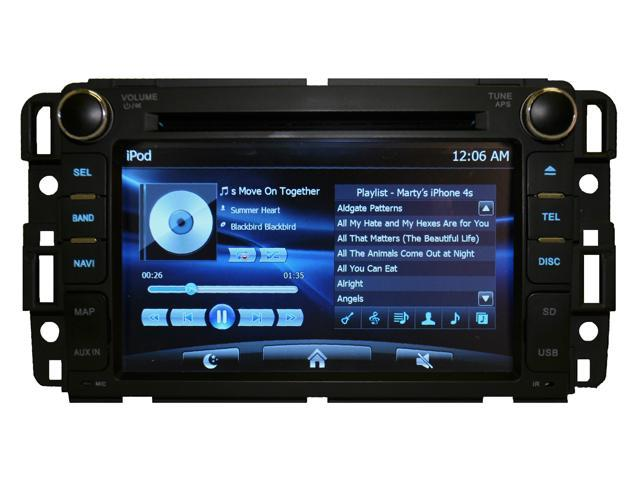 GMC ACADIA 07-12 OEM REPLACEMENT IN DASH DOUBLE DIN