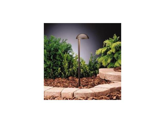 Kichler Lighting 15423AZT Side Mount Eclipse 1-Light 12-Volt Path
