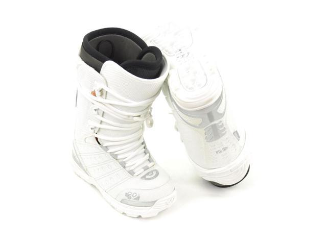Thirtytwo Womens Ultralight Snowboard Boots Silver 6