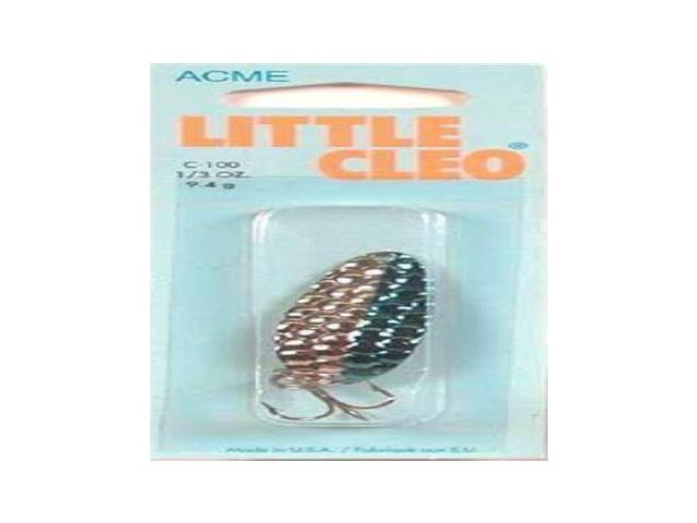 Acme Little Cleo 1 3oz Ham Neon Blu C 100 Hnb Fishing