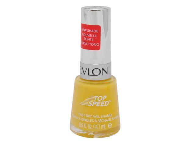 Revlon Top Speed Fast Dry Nail Enamel 390 Crystal Glow