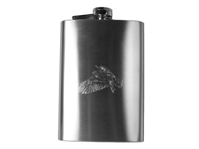 8oz Eagle Detailed With Talons Hip Flask Neweggcom