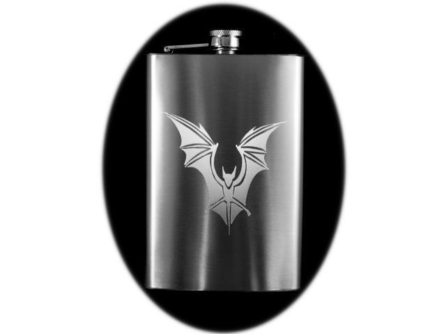 8oz The Bat Flask Hip Flask Neweggcom