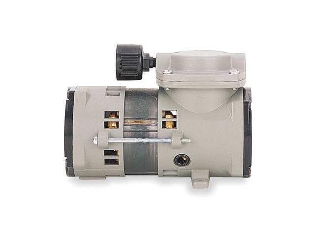Compressor/Vacuum Pump,1/10 HP,12V THOMAS 107CDC20 - Newegg