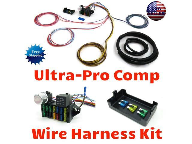 Keep It Clean Wiring Accessories Wire Harness 1022434 1960 - 1965