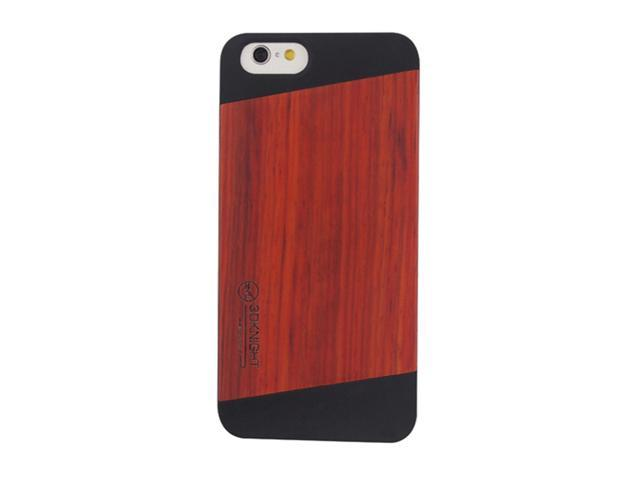 3D Knight BY271RB Natural Rosewood Case For iPhone 6 Red - Newegg