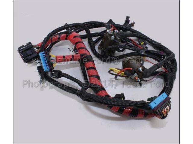OEM Main Engine Wiring Harness Ford Excursion F250 F350 F450 F550 Sd