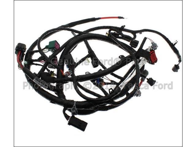 OEM Engine Wiring Harness 2004 Ford F Series Sd Excursion #4C3Z