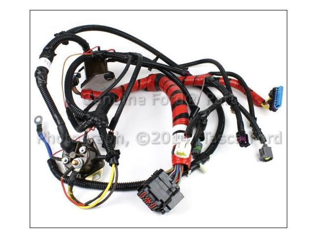 Ford 7 3 Wiring Harness Wiring Schematic Diagram
