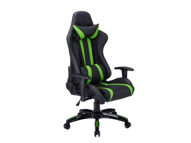 Executive Racing Style High Back Reclining Chair Gaming
