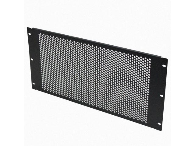 Navepoint 5u Blank Rack Mount Panel Spacer With Venting