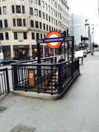Underground, London, Transport, architecture, built ...