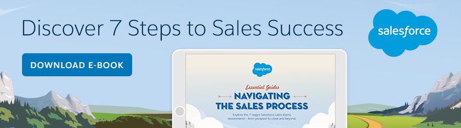 A Beginner\u0027s Guide to the 7 Steps of the Sales Process - Salesforce