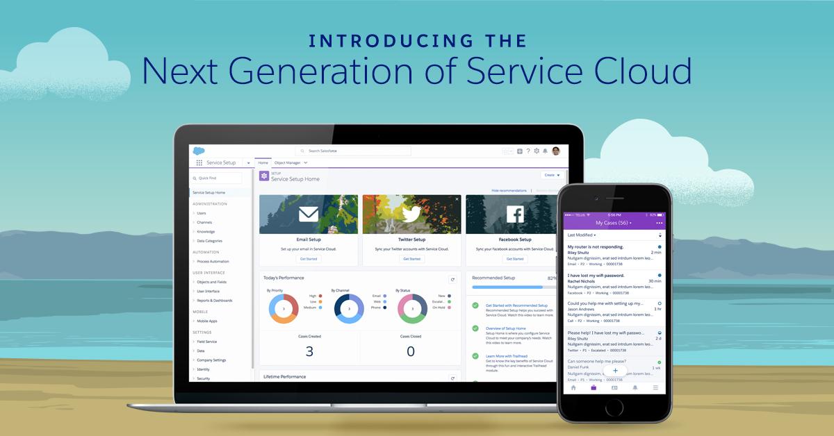 Next Generation of the World\u0027s #1 Customer Service Platform Deliver