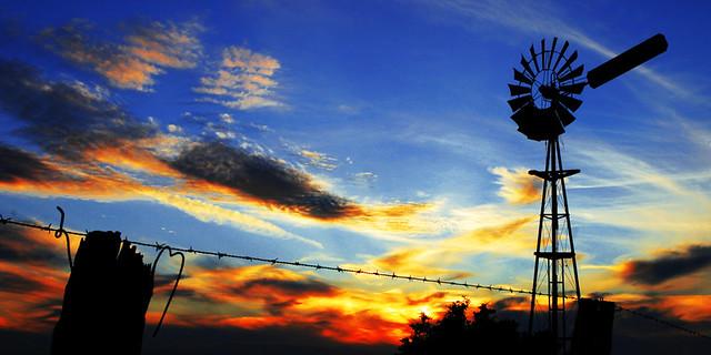 3d Hd Scenery Wallpapers Sale Windmill Sunset Barry Feldman Flickr