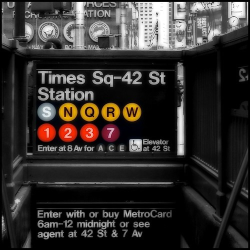 3d Colour Wallpaper Times Square Subway Update 11 4 09 Due To Copyright