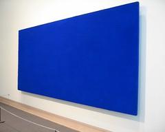 The Metropolitan Museum of Art, Yves Klein | IKB 71 (Califor… | Flickr