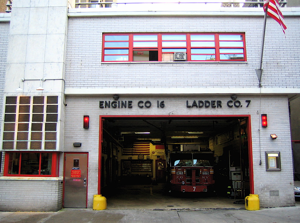 Engine Company 16 Ladder Company 7 Fire Calls For 2005