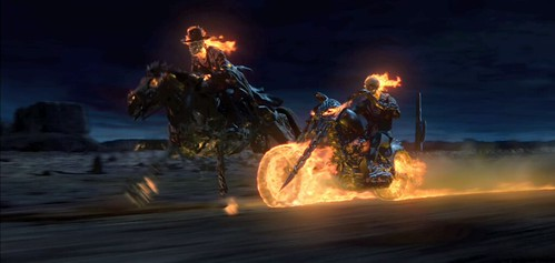 Horror Movie Wallpaper Hd Ghost Rider 1 Www Apple Com Trailers Sony Pictures