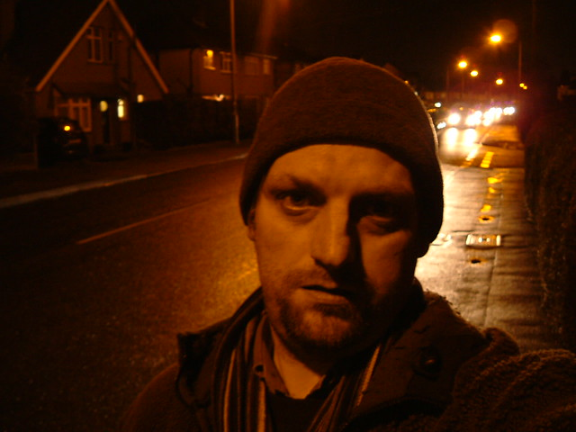 Entry9 07 12 2006 Day 7 Street Thug Looking Mean On The