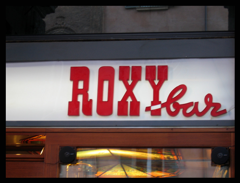 Roxy Bar Vasco Roxy Bar E Poi Ci Troveremo Come Le Star A Bere Del