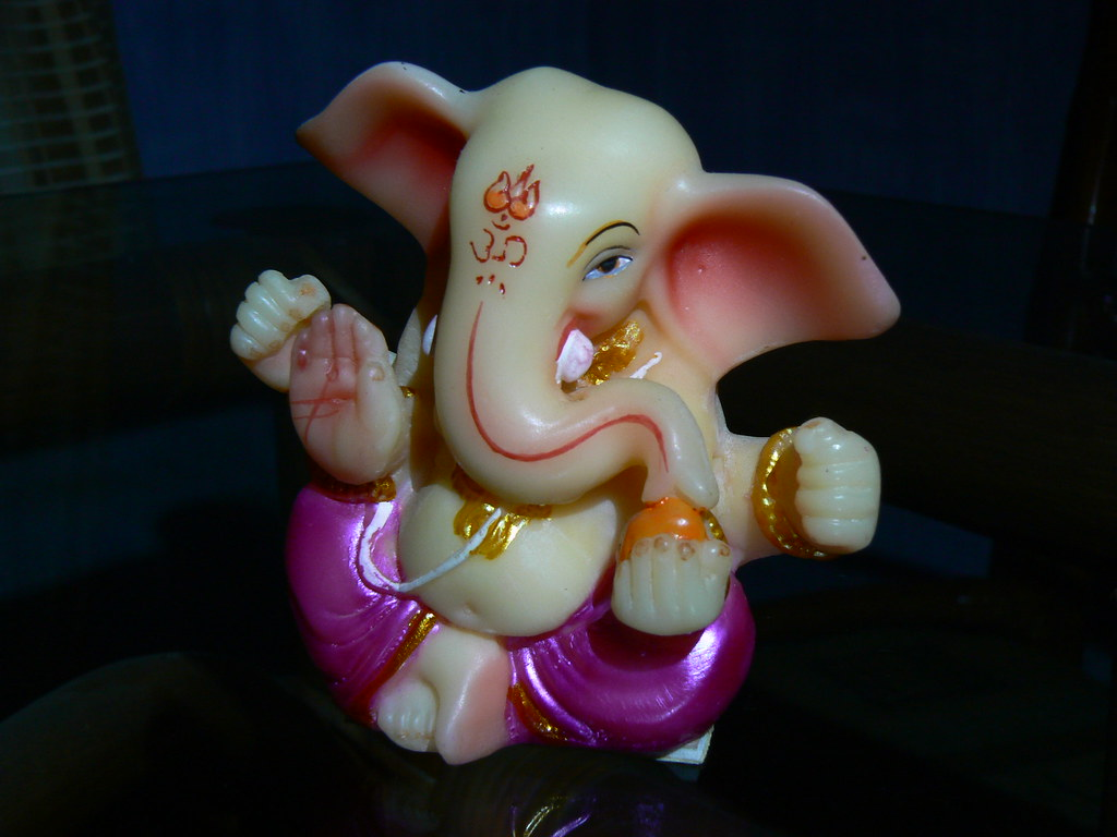 God Ganesh Hd 3d Wallpaper Bal Ganesh Child Form Of Lord Ganesh As Much He Is