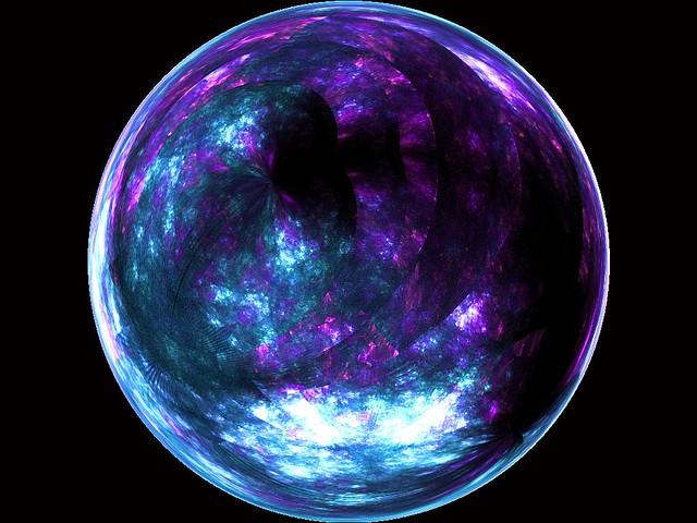 D 3d Wallpaper Cosmic Orb Lynn Gracie S Mom Flickr