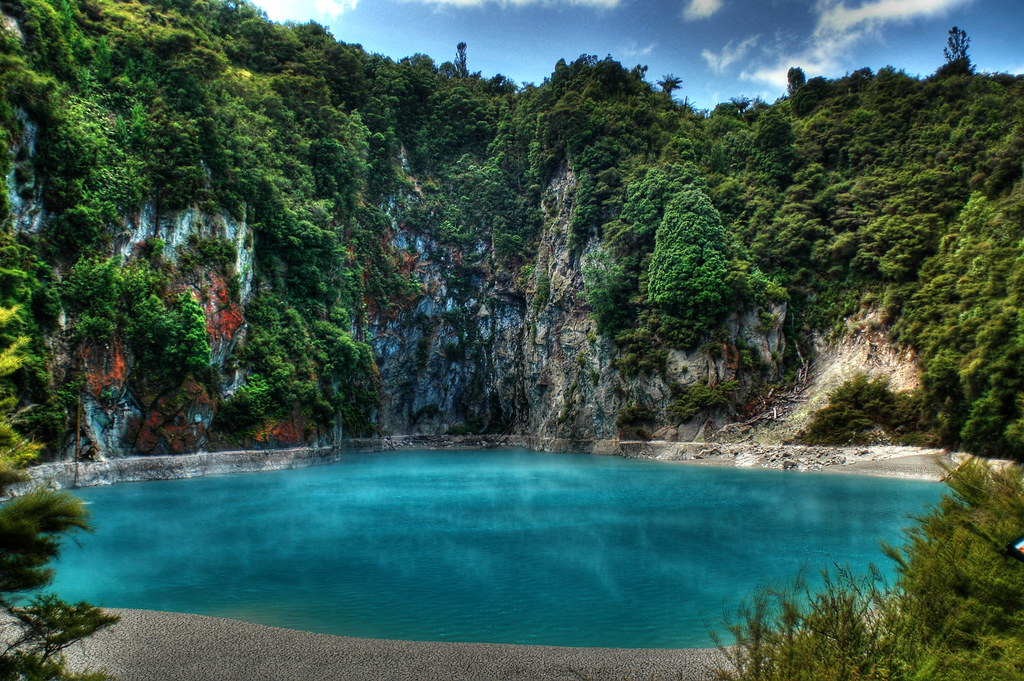 New 3d Wallpaper Hd New Zealand Like A Torquaise Paolo Macorig Flickr