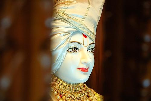 Wallpaper Hd Wallpaper Img19 Beautiful Murti Of Bhagwan Swaminarayan At The