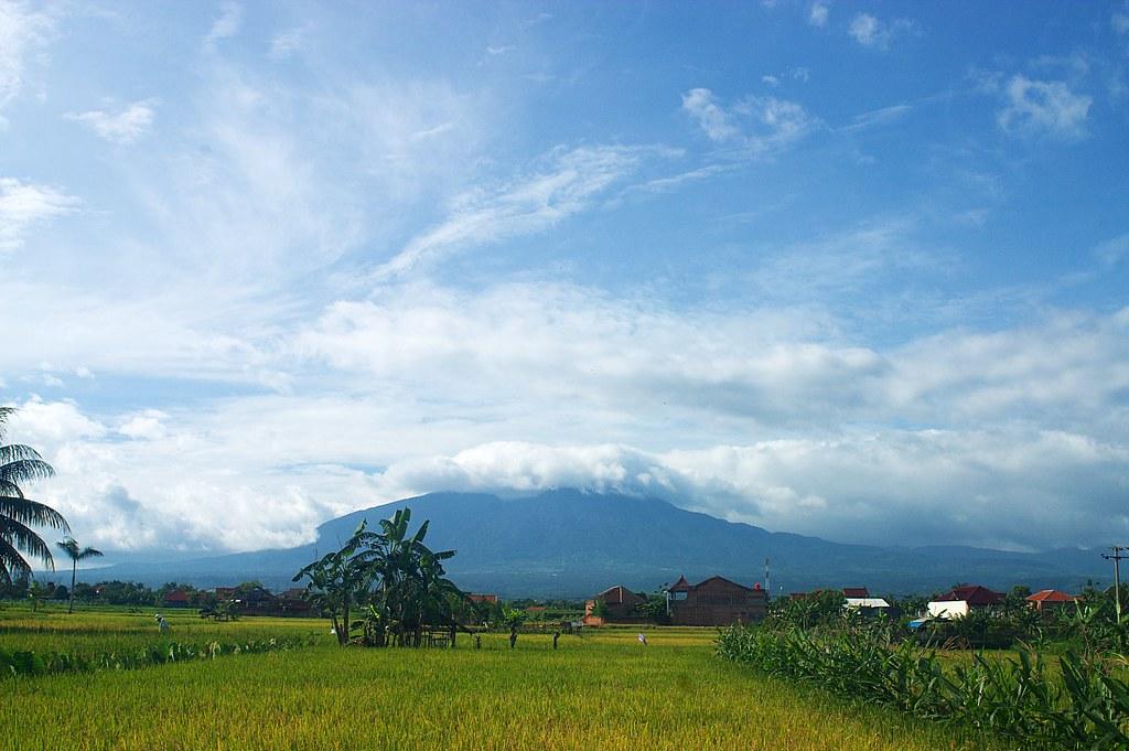 3d Wallpaper Pemandangan Gunung Salak Adi Sujiwo Flickr