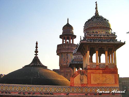 3d Wallpaper In Pakistan Masjid Wazir Khan Wazir Khan S Mosque Is In The Old City