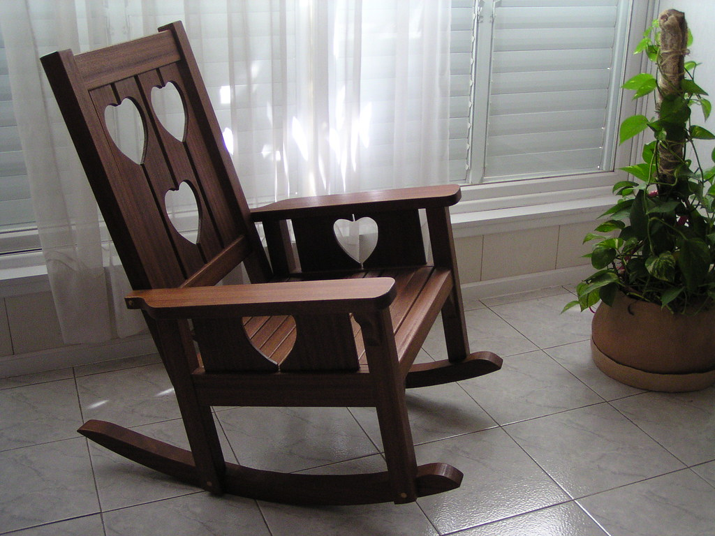 Beautiful Rocking Chairs Rocking Chair My Mother Made This Beautiful Rocking