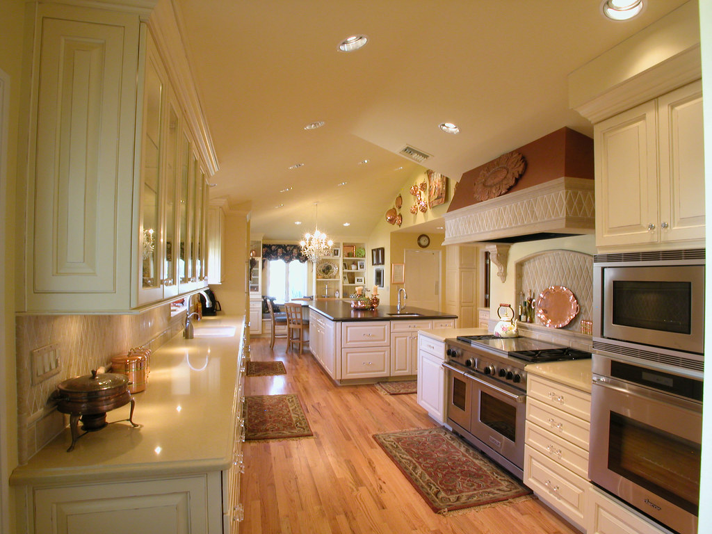 Painting Kitchen Cabinets Long Island French Country Kitchen Every Cooks Dream Describes This