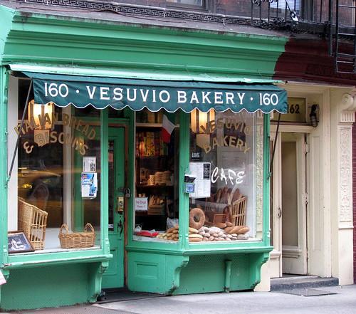 Cute Bakery Wallpaper New York City Vesuvio Bakery Vesuvio Bakery At 160