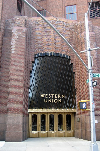 Recessed Ceiling Nyc - Tribeca: Western Union Building | This 1930 Art Deco