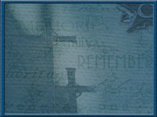 Cool 3d Wallpaper Backgrounds Blue Cross Communion Meditation Www Digitalseedsower